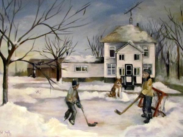 The Hockey Helper