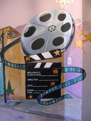 The reel Hollywood