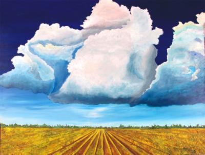 """""""Cumulus Cornfield"""""""