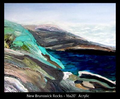 New Brunswick Rocks