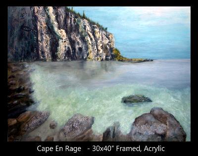 Cape En Rage