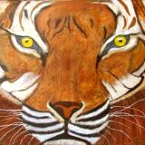 Textured Tiger